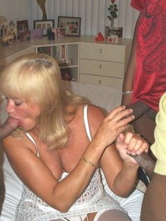 Very hot mature wife