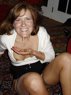 Mature woman and cd bj