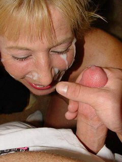 Mature hairy creampie #2
