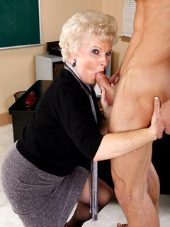 Russian mature darina and her son's friend