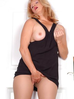Russian mature couple at home 2