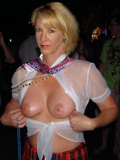 A real spy cam:mature wife with small empty saggy breasts 7