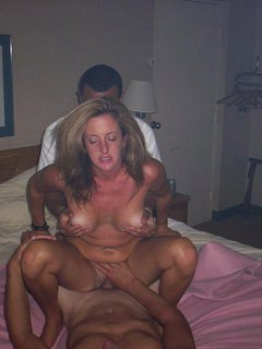 Hot mature blondes playing and toying