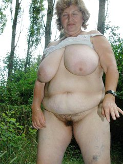 Mature milf hanging out