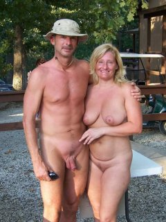 Mature woman with a true lover
