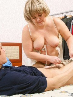 Russian mature and boy - 6