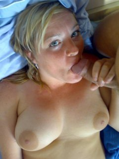 Brit mature with young having fun