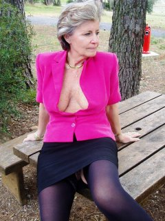Mature head #73 (by the countryside)