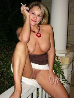 Mature, but not a fucking lady