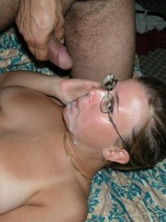 Mature megan freddi likes to play with my dick
