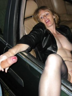 Horny big boobed french mature hard sodomized