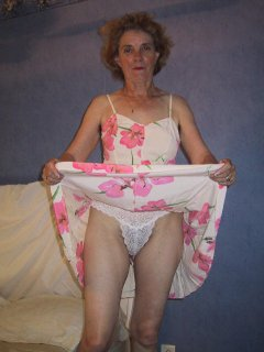 Mature married woman