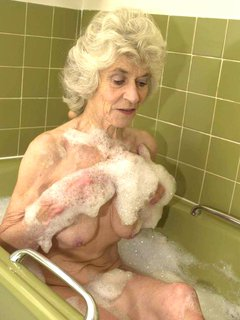 Mature old woman 2