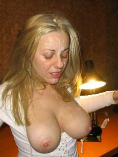 Monster tits for nice mature !