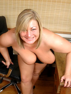 Mature real big tits