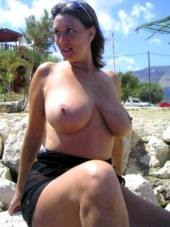 Chubby wifes public nudity and mature british voyeur babe
