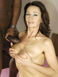 Mature enjoys that bbc