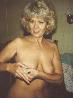 Beautiful mature fucked on the coach