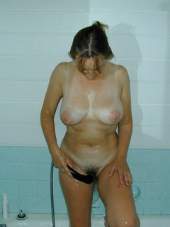 Mature with huge boobs