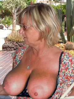 Mature wife needs some attention