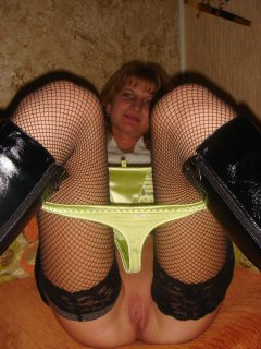 Mature domme