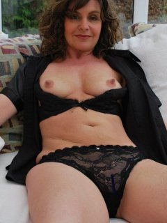 Nude beach - hot mature plays with three men