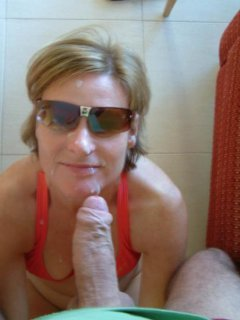 Mature woman and boy - 17