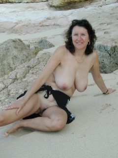 Mature woman and guy - 34