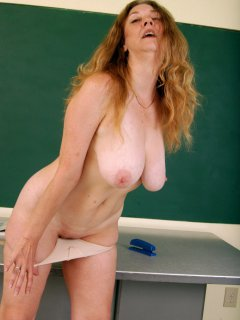 Tracey - british mature home video