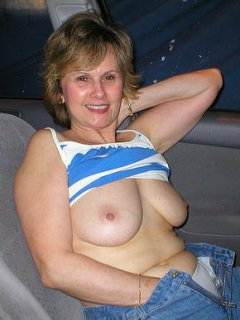 Mature lady does it all for black dicks