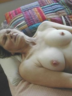 Busty mature lesbians in stockings close up