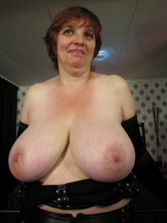 Very tasty mature lady